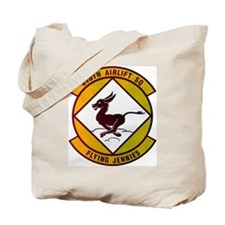 815th Airlift Squadron Tote Bag