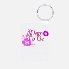 Mom To Be Keychains