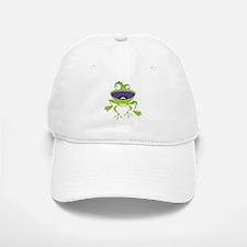 Loony Frog Baseball Baseball Cap