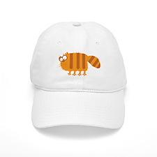 Loony Cat Baseball Cap