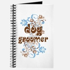 Dog Groomer Gift Journal