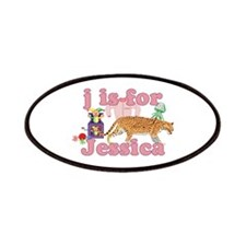 J is for Jessica Patches