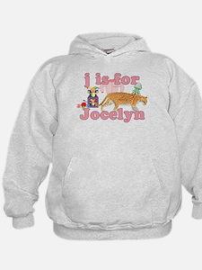 J is for Jocelyn Hoodie