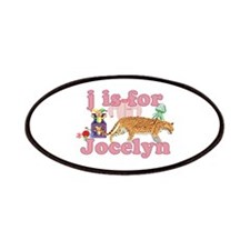 J is for Jocelyn Patches