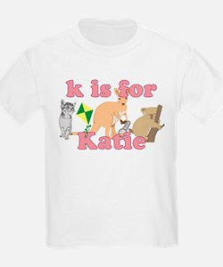 K is for Katie T-Shirt