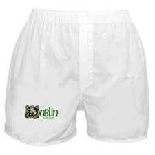 Dublin, Ireland Boxer Shorts