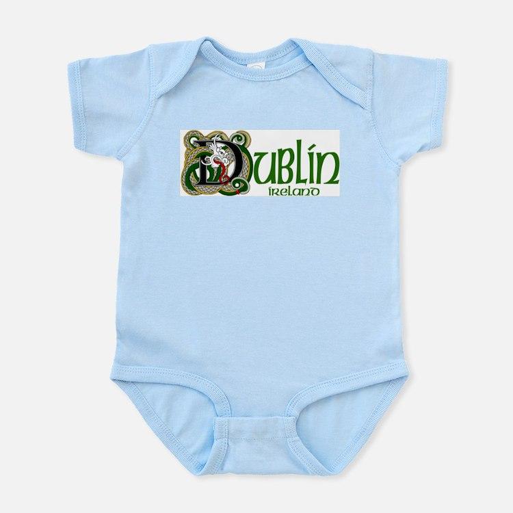 Dublin, Ireland Infant Creeper