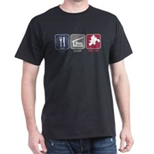 Eat Sleep Big Air - Quads T-Shirt