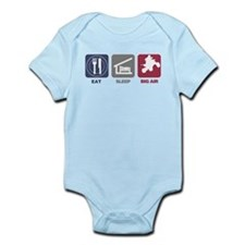 Eat Sleep Big Air - Quads Infant Bodysuit