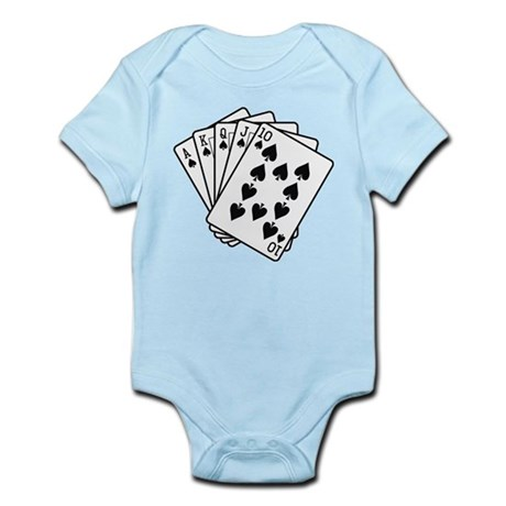 Let's Play a Game Infant Bodysuit