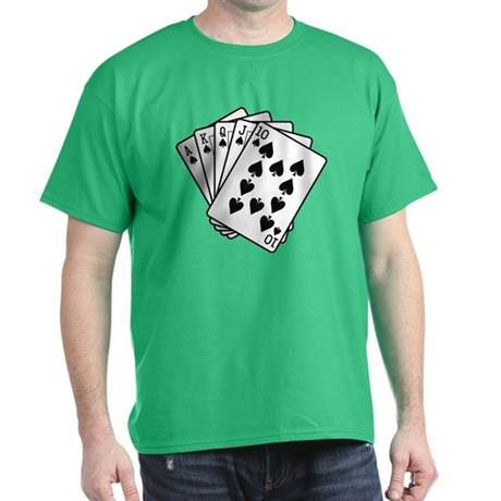 Let's Play a Game Dark T-Shirt