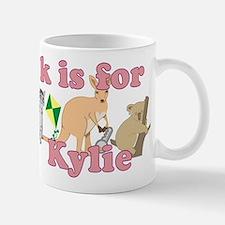 K is for Kylie Mug