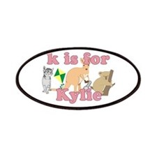 K is for Kylie Patches