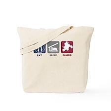 Eat Sleep Quads Tote Bag