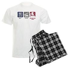 Eat Sleep Mountain Bike Pajamas