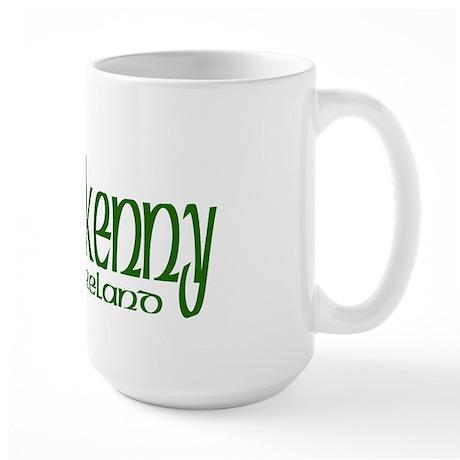 County Kilkenny Large Mug
