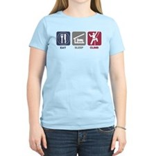 Eat Sleep Climb - Picto T-Shirt