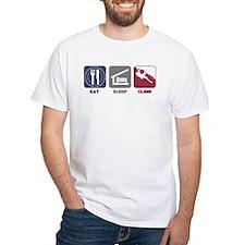 Eat Sleep Climb - Man Shirt