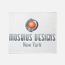 Mosbius Designs Throw Blanket