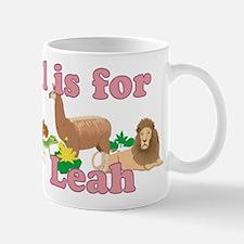 L is for Leah Mug
