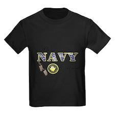 Proud Navy Girlfriend T