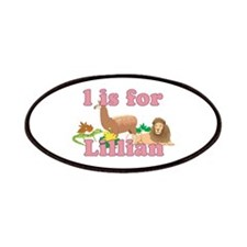 L is for Lillian Patches