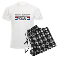 Warren Harding Wingman Pajamas