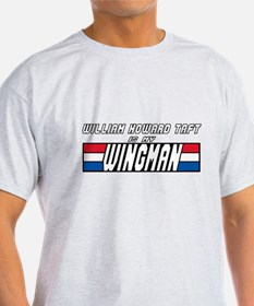 William Taft Wingman T-Shirt
