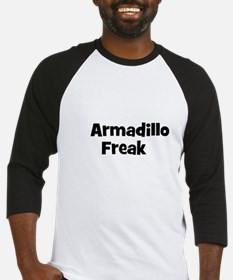 Armadillo Freak Baseball Jersey