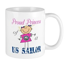 Proud Princess of Sailor Mug