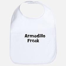 Armadillo Freak Bib