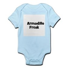 Armadillo Freak Infant Creeper