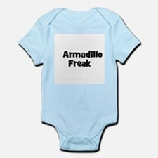 Armadillo Freak Infant Creeper