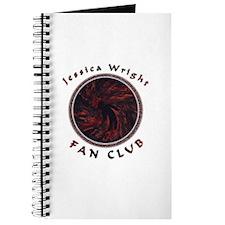 Jessica Wright Fan Journal