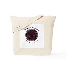 Jessica Wright Fan Tote Bag