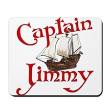 Captain Jimmy Mousepad