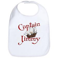 Captain Jimmy Bib