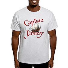 Captain Jimmy T-Shirt