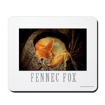 Fennec Fox Mousepad