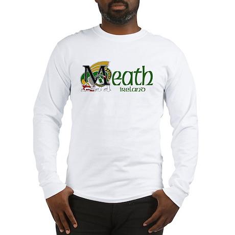 County Meath Long Sleeve T-Shirt