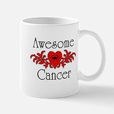 Unique Zodiac cancer Mug