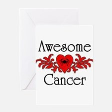 Unique Cancer astrology Greeting Card