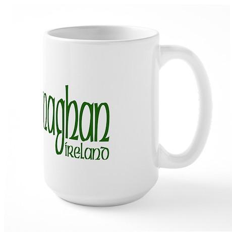 County Monaghan Large Mug