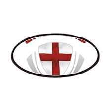 Soccer Crest ENGLAND red Patches