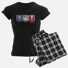 Eat Sleep Med-School Pajamas
