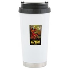 My Friend The Devil Travel Mug