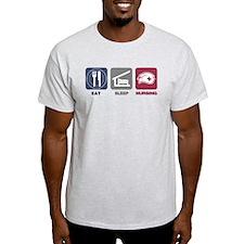 Eat Sleep Nursing T-Shirt