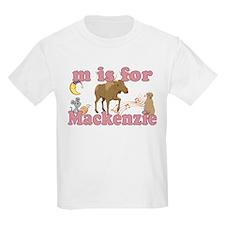 M is for Mackenzie T-Shirt