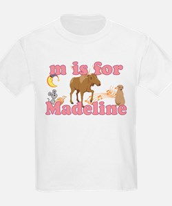M is for Madeline T-Shirt