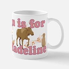 M is for Madeline Mug